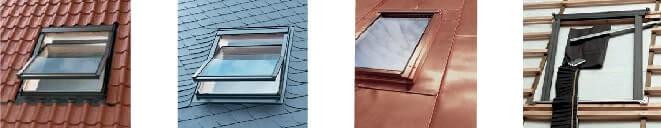 Изоляционные оклады VELUX Фото