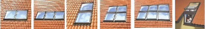 """Фото Мансардные окна VELUX. Купить мансардные окна в Виннице от компании """"Гепард"""""""